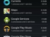 Android 4.3 Jelly Bean screenshot
