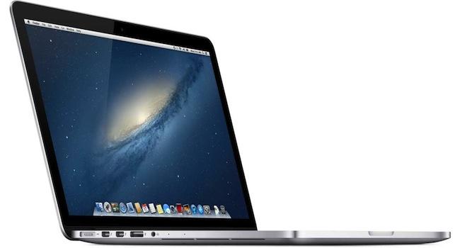 """восстановленные 13"""" Retina MacBook Pro"""