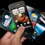 Huawei, ZTE и Sony лучшие производители смартфонов в 4 квартале 2012г