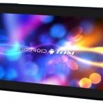 MSI представила недорогой 7″ планшет Enjoy 71