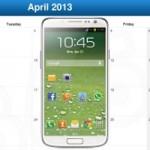 Samsung Galaxy S IV уже в апреле?