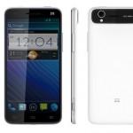 CES 2013: официальный анонс 5-ти дюймовго смартфона ZTE Grand S