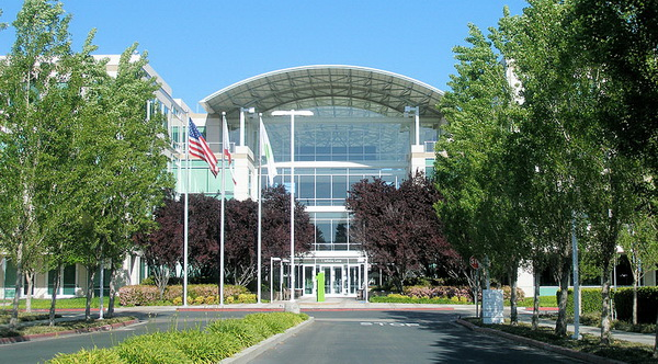 head office of Apple