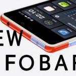 HTC Infobar A02 — дизайнерский смартфон