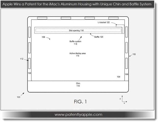 iMac Patent