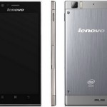 CES 2013: Первый смартфон на Intel Clover Trail+ от Lenovo
