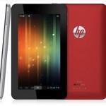 Выход планшета HP Slate 7 перенесен на июнь