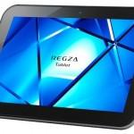 Новый 10″ планшет Toshiba REGZA AT501