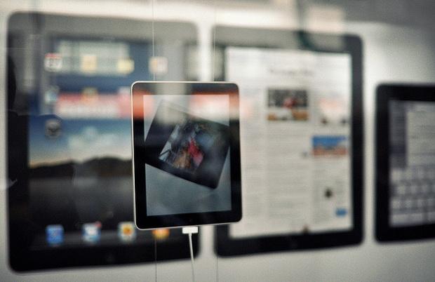 Вымпелком iPad