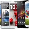 4 smartphones