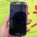 Официальная фотография Samsung Galaxy S IV