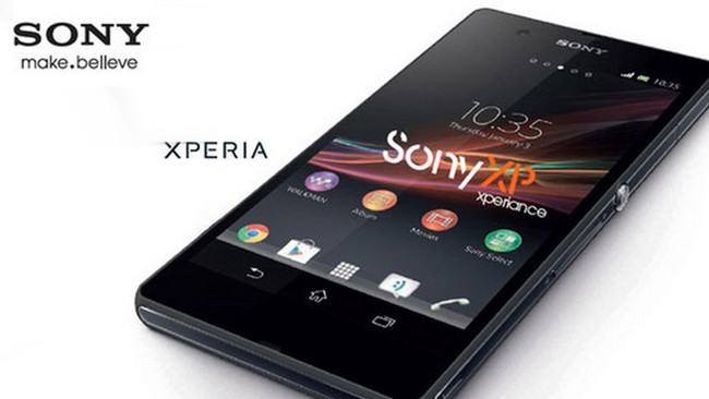 Sony Xperia A and UL