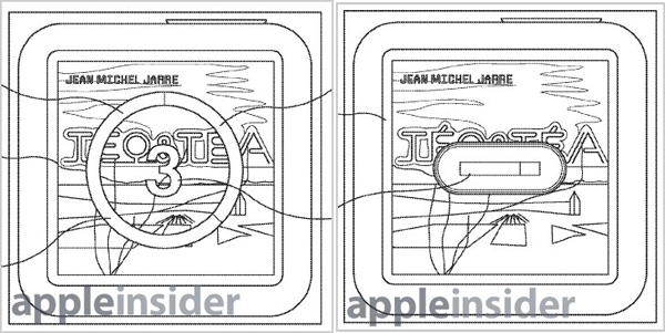 the next patent of apple