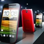 Появились первые фотографии новых смартфонов HTC Desire P и HTC Desire Q