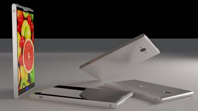 Huawei - новый смартфон