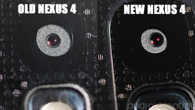 Nexus4 new design