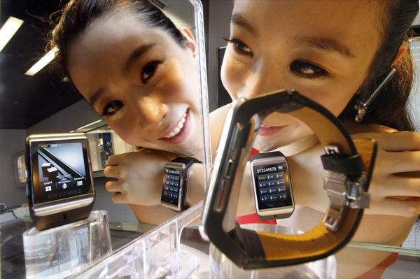 Samsung watch S9110
