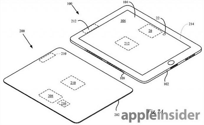Smart Cover Patent