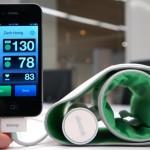 Измерение давления с помощью…iPhone?