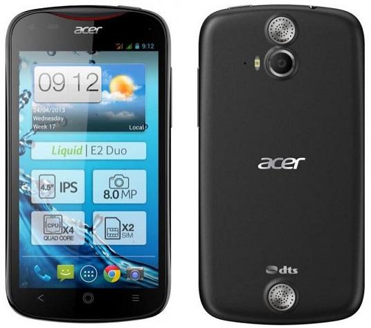 Acer Liquid E 2