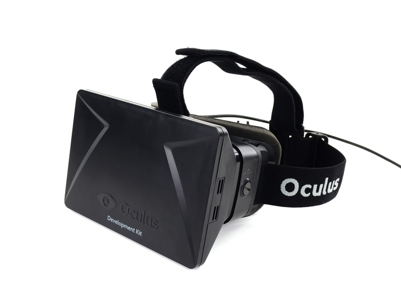 Oculus Rift dev kit