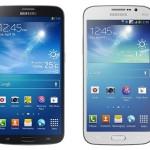 Samsung официально анонсировала смартфоны серии Galaxy Mega