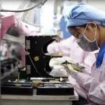 Foxconn нанимает работников для производства iPhone 5S