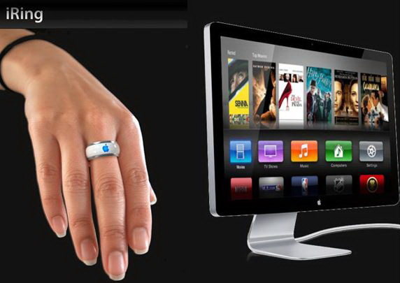 iRing Apple TV
