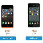 Начались продажи первых смартфонов на Firefox OS