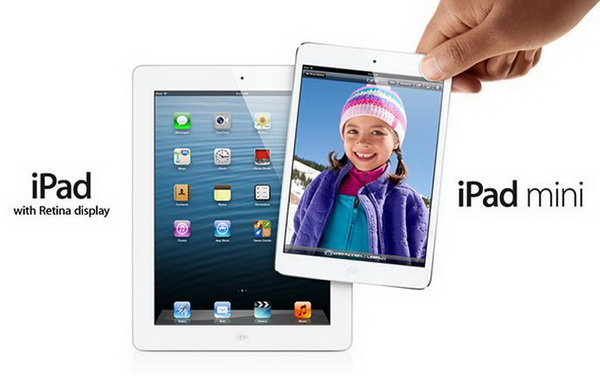 Sale iPad and iPad mini