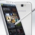 Первый пластиковый OLED-дисплей в Galaxy Note III