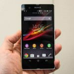 Статистика продаж Sony Xperia Z