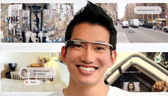 start google glass