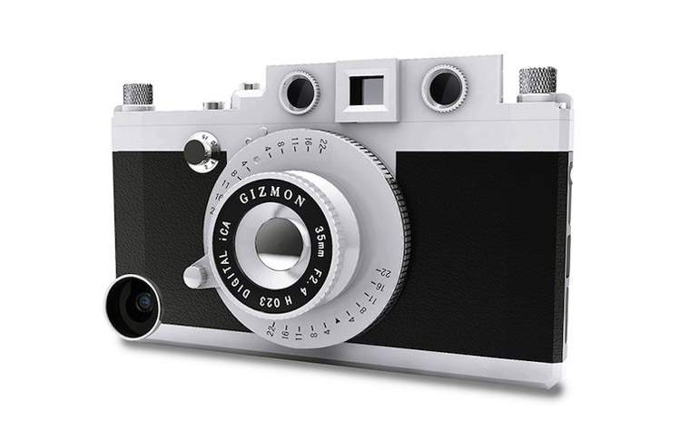Чехол-фотоаппарат