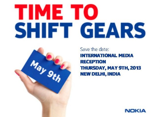 9 may second presentation of nokia