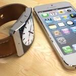 Концепт «умных» часов — Apple iWatch