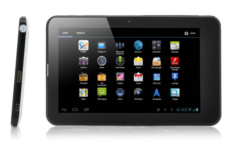 Compass Android Tablet