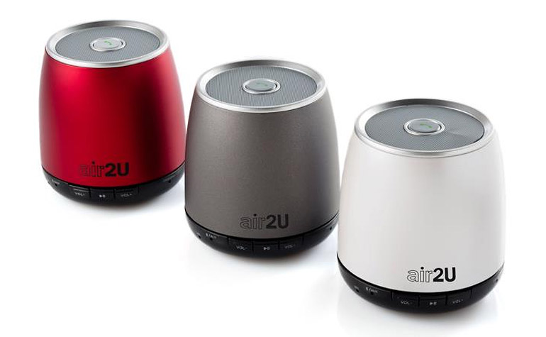 Портативные Bluetooth-колонки Aiptek air2U Music Speaker E10 и E12