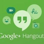 Google представила сервис сообщений Hangouts