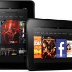 Amazon готовит 10,1 дюймовый Kindle Fire