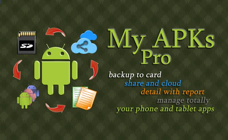 My APKs Pro