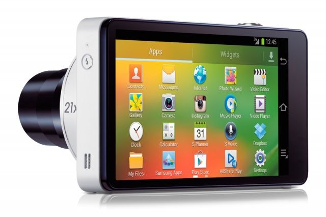 Samsung готовит новинку – камерофон Galaxy S4 Zoom