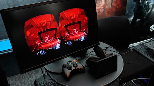 EVE Online на Oculus Rift