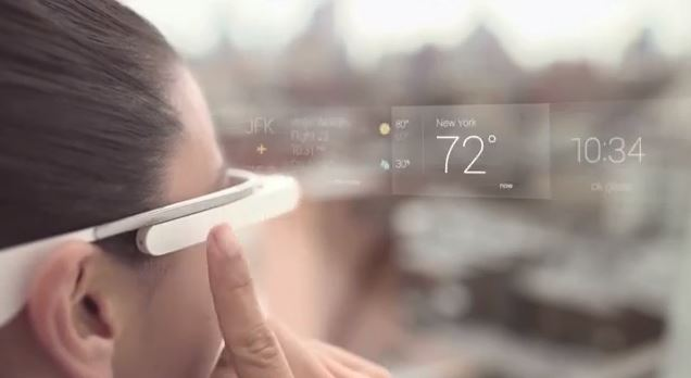 google glass getting started