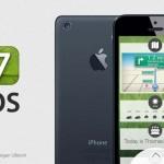 iOS 7 и iPhone 6 концепты от немецкого дизайнера