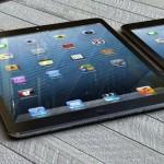 Пазл почти собран – фотографии передней панели iPad 5