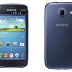 Компания Samsung официально представила свой новый смартфон Galaxy Core