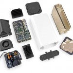 AirPort Extreme A1521 disassembled