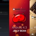 Скриншоты Android 4.3 на Samsung Galaxy S4 Google Edition