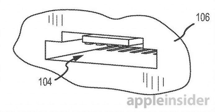 Apple Patent SD card slot USB